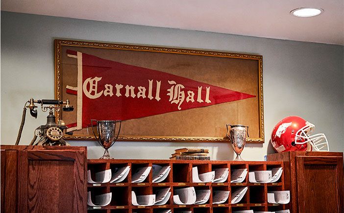 Inn at Carnahall new look