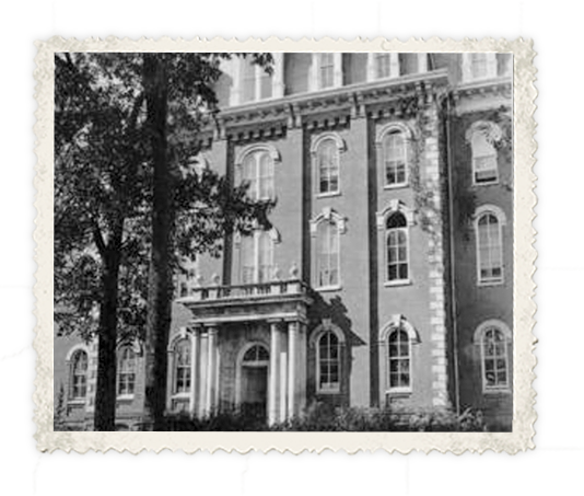 Cornerstone of Campus since 1905